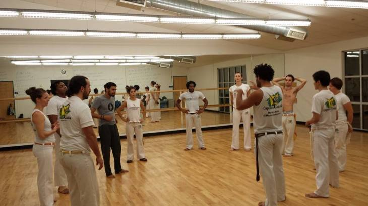 Capoeira Luanda Austin! Come check us out.